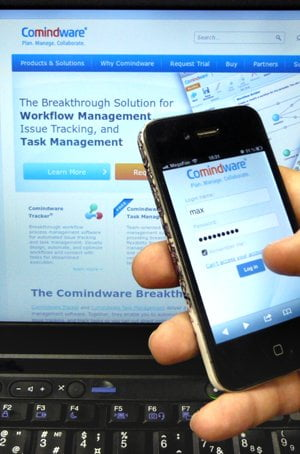Manage your time effectively with Comindware