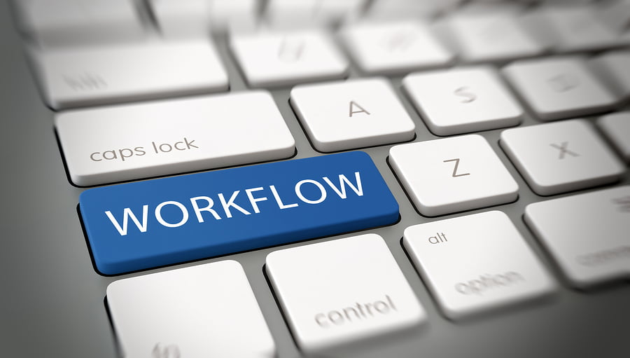 Workflows for document management
