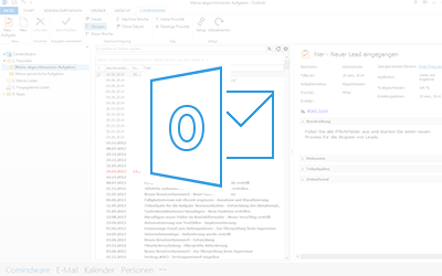 Workflow Management Software für MS Outlook